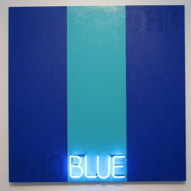 Blue #2
