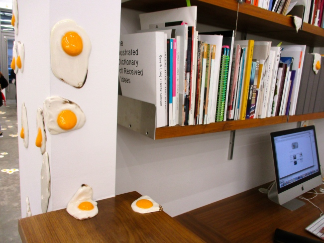 Eggs on the Desk 2