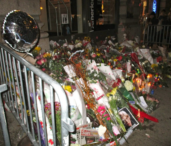 Bowie Shrine Left
