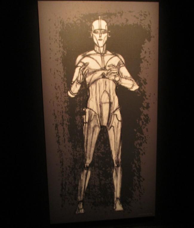 C3P0 Sketch