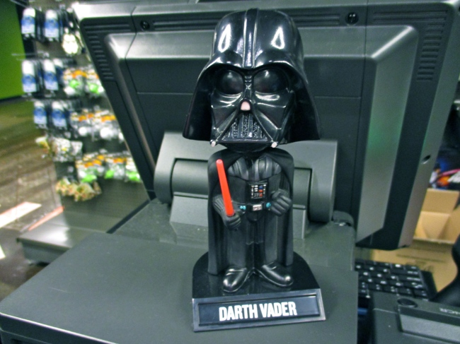 Darth Vader Bobble Head