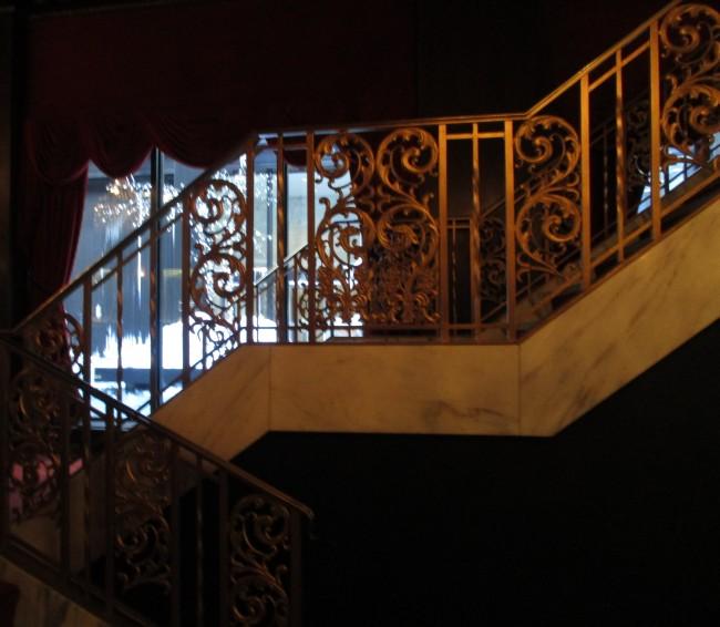 Ziegfeld Stairway