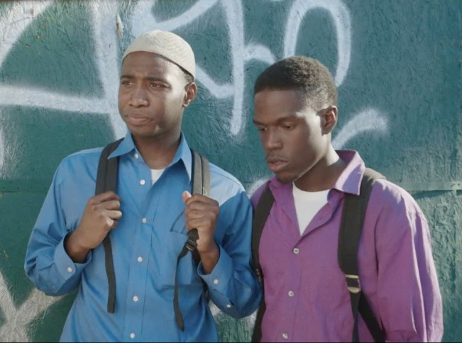Naz and Maalik on Street