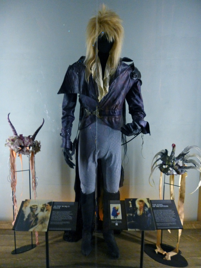 David Bowie Labyrinth Costume