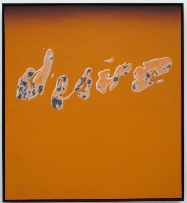 Desire 1969 Ed Ruscha