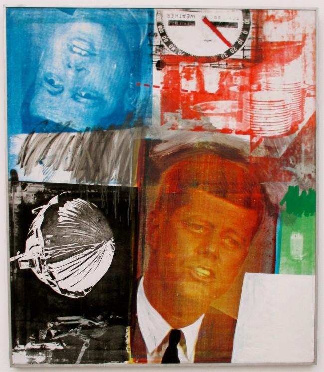 Robert Rauschenberg Untitled 1963