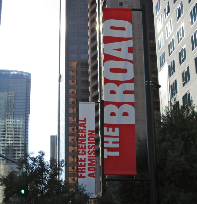 Broad Signage