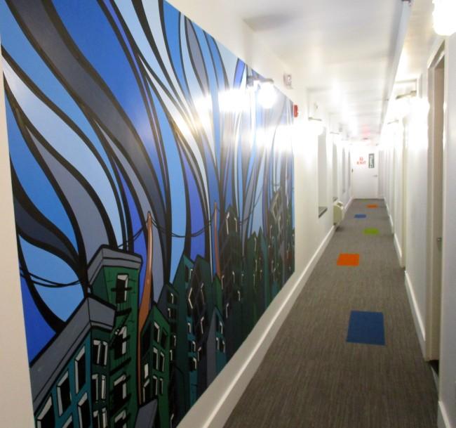 Bed Stuy Mural