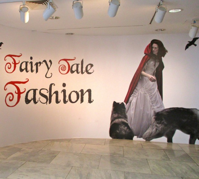Fairytale Fashion Lobby