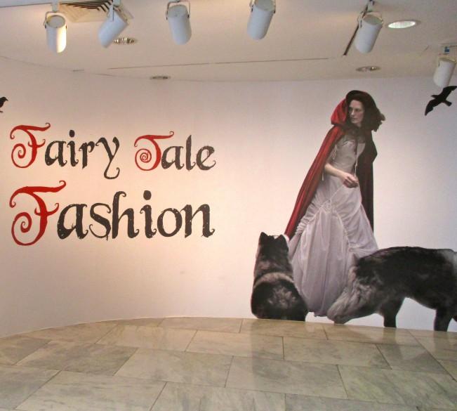 Fairytale Fashion Lobby
