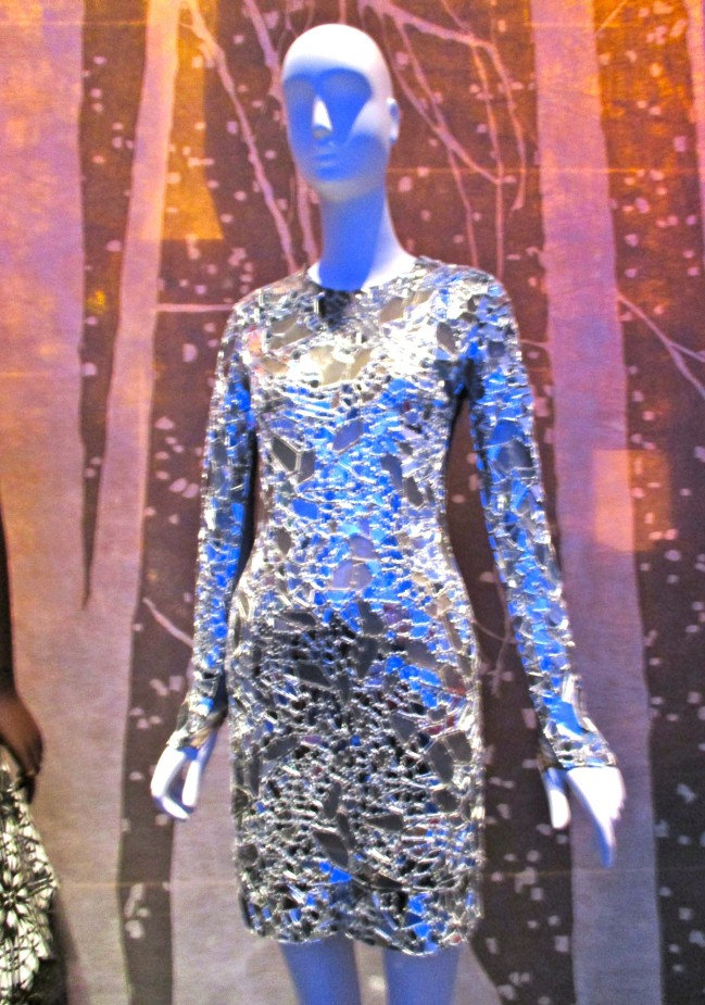 Mirrored Dress By Tom Ford
