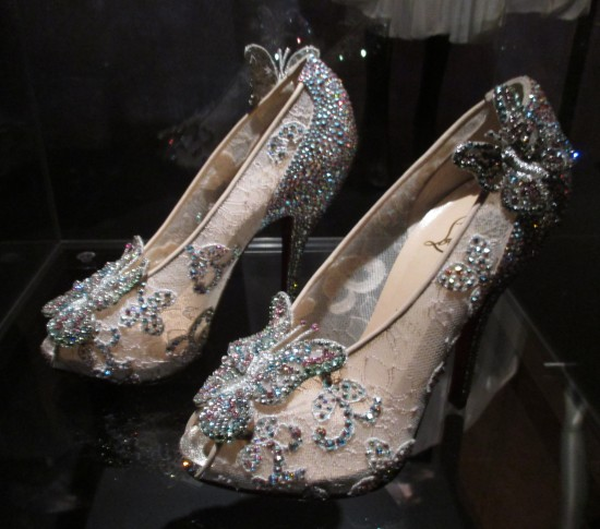 Christian Louboutin Cinderella Shoes