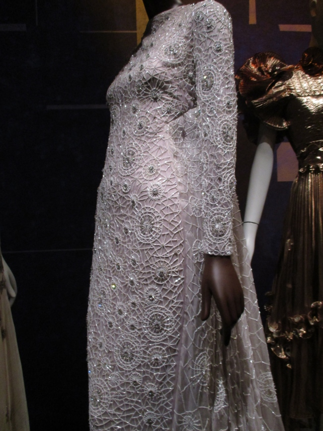Moon Dress Detail