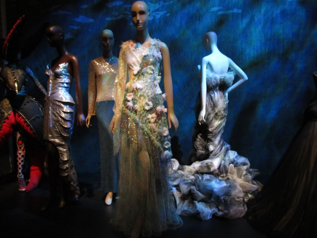 Dresses Inspired By The Little Mermaid