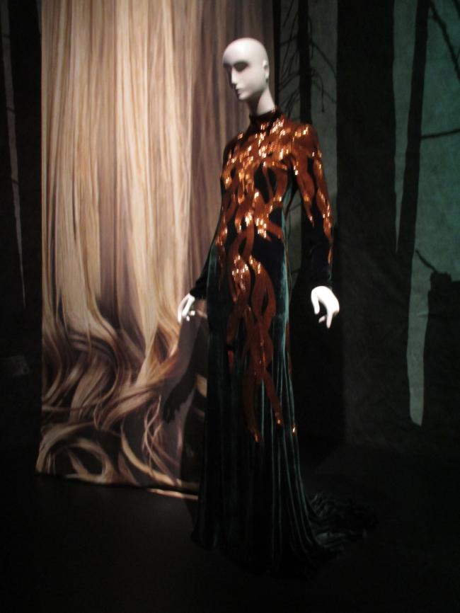 Dress Inspired By Rapunzel