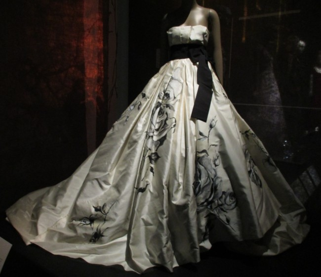 Snow White Evening Gown