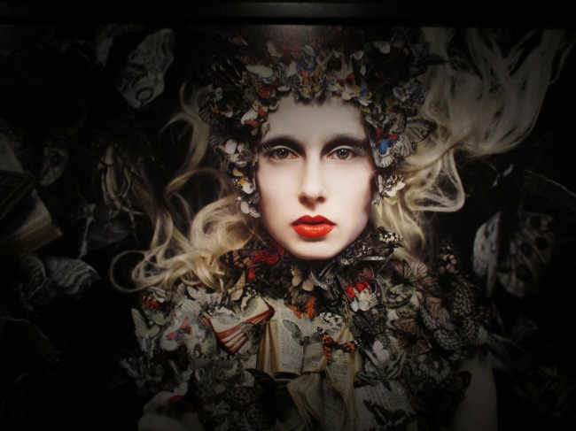 Kirsty Mitchell Wonderland Series