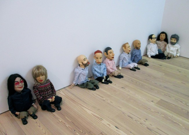All The Puppets