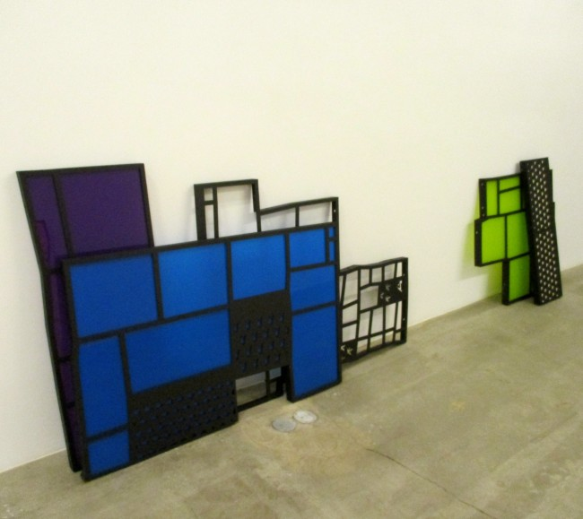 Tom Fruin Break Time 2 and 1
