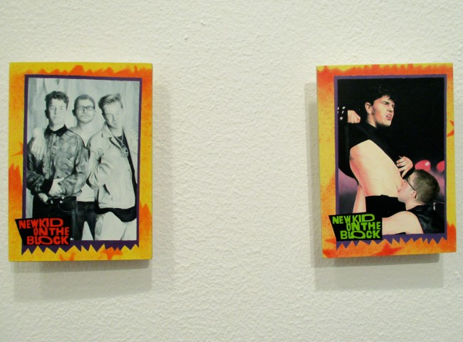 New Kids Trading Cards 1