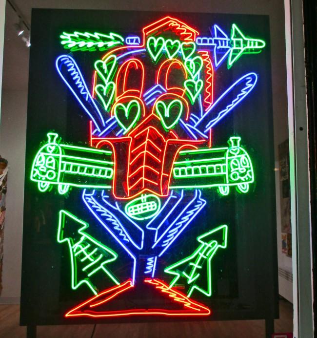 BAST Neon Sign