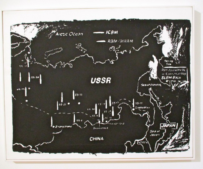 Warhol Map