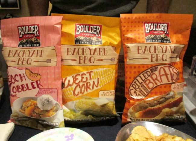 Boulder Chips Summer Flavors