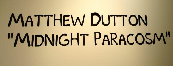 Midnight Paracosm Signage