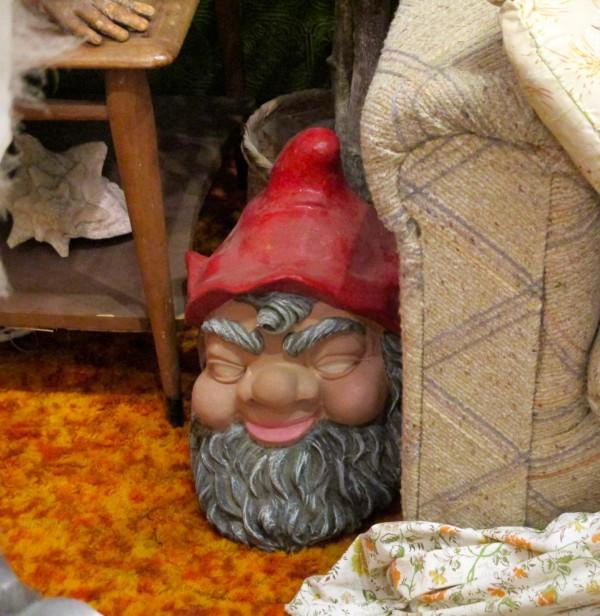 Gnome Head