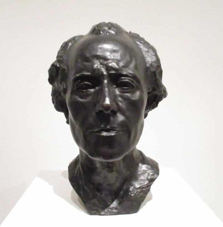 Bust of Gustav Mahler
