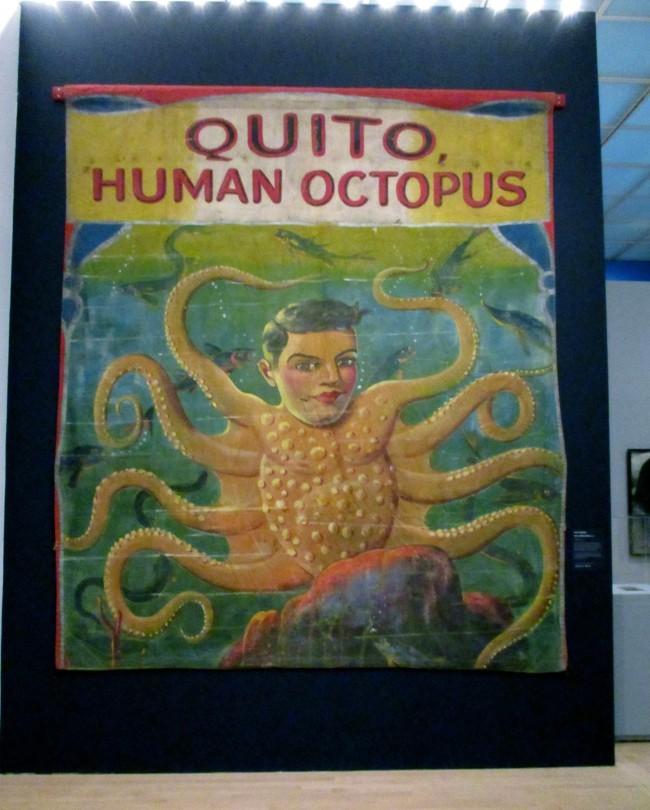 Quito Human Octopus