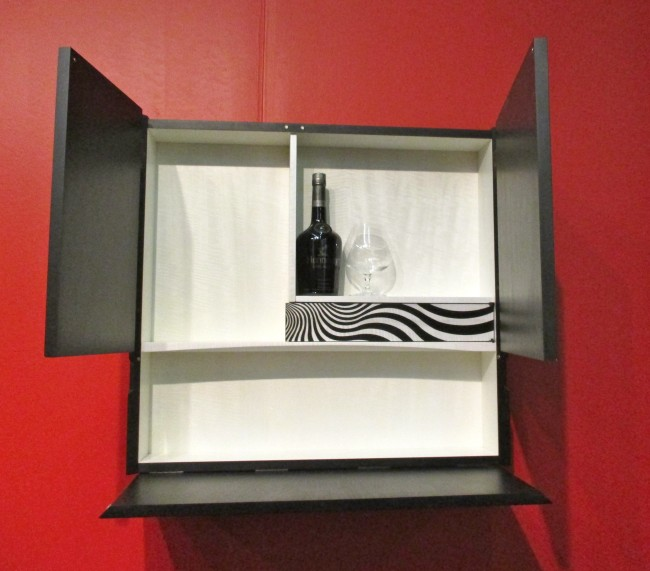 Bridget Riley Cabinet
