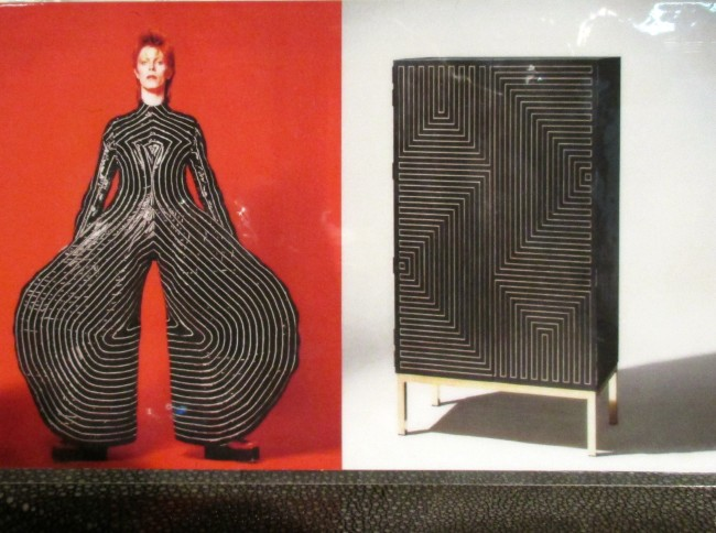 Bowie and the Cabinet