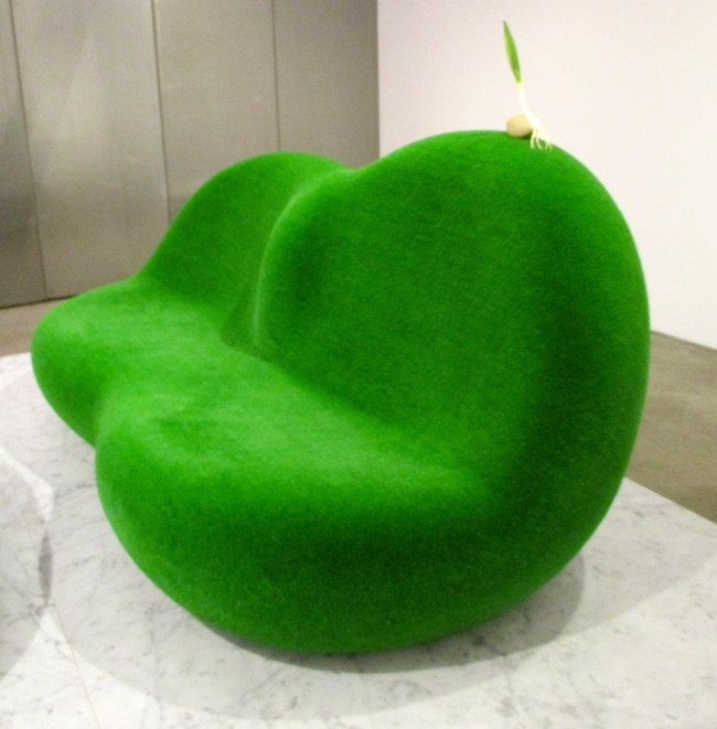 Botanical Sofa