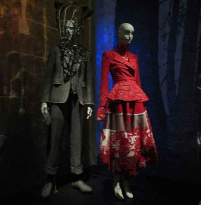 Bear Prince and Rose Red by Thom Browne