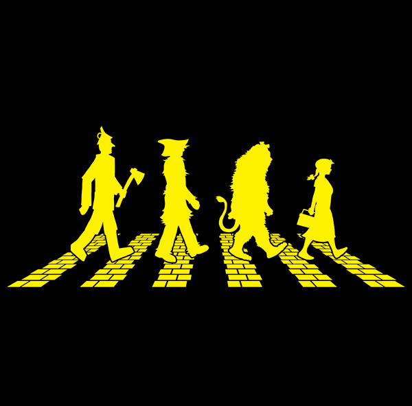 Yellow Brick Abbey Road