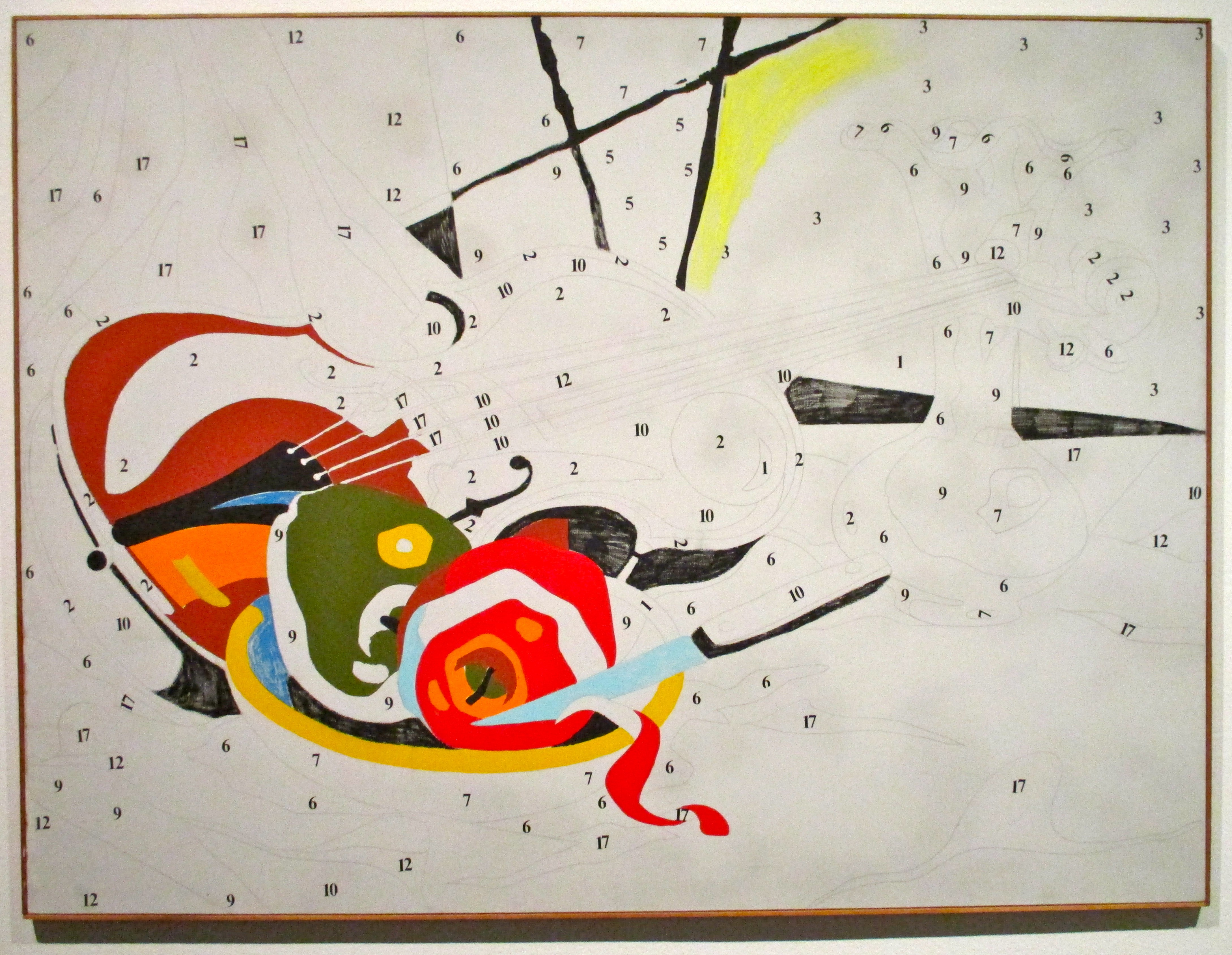 Modern art monday presents andy warhol do it yourself violin do it yourself violin solutioingenieria Image collections