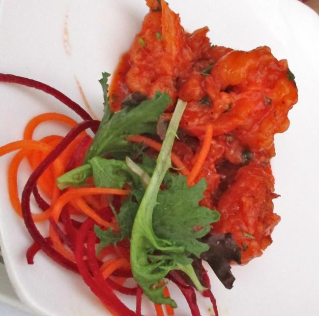 Lasuni Gobi Cauliflower