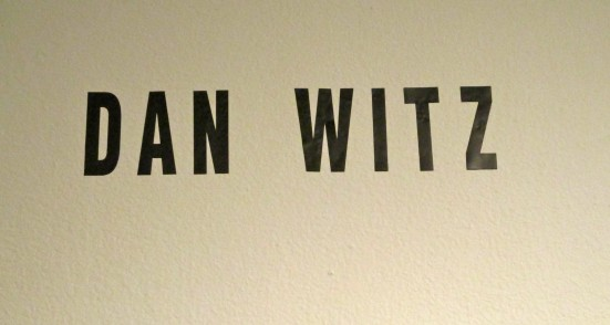 Dan Witz Signage