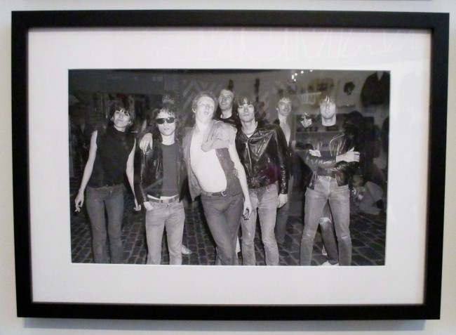 Ramones Chrissie Damned