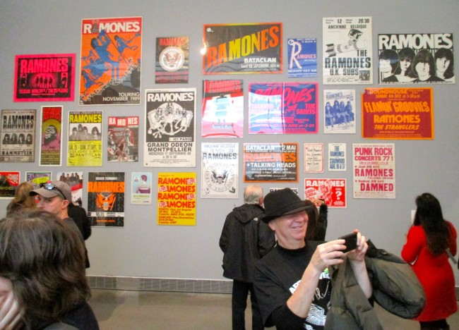 Ramones Tour Posters