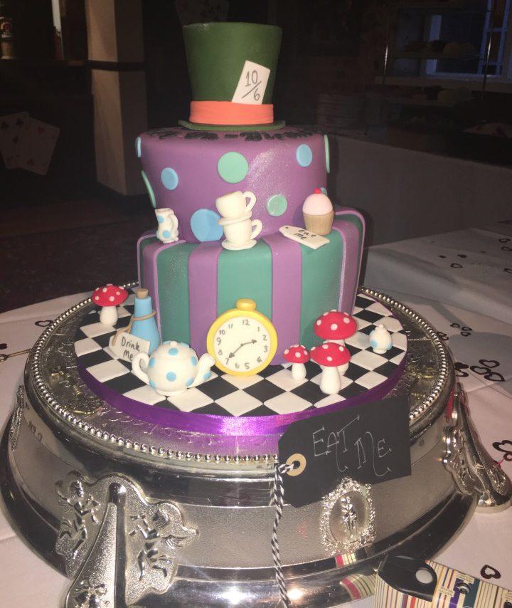 Cake The Worley Gig