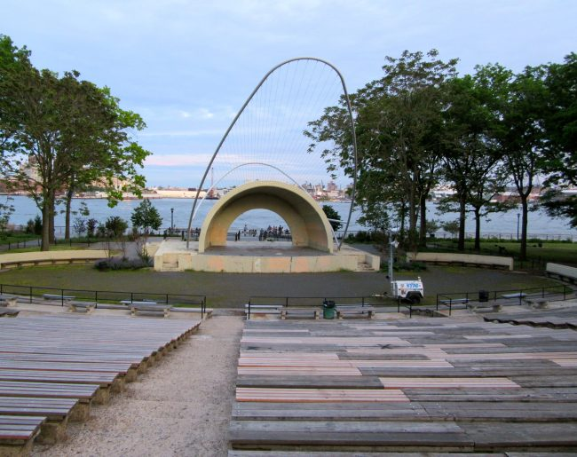 East River Park Amphitheater