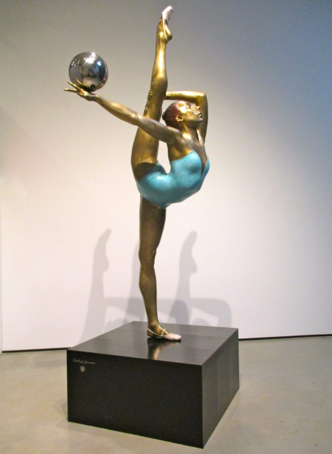 The Dancer With Ball