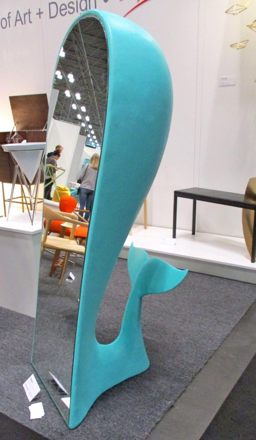 Whale Mirror