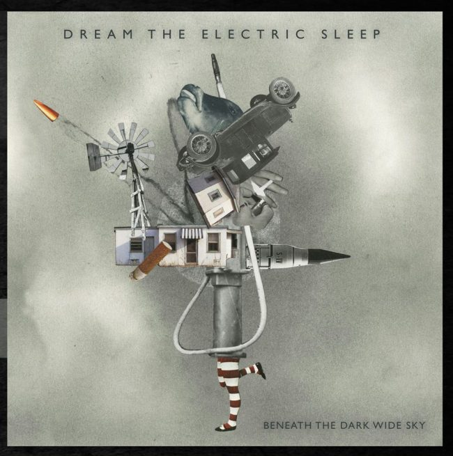 Dream the Electric Sleep Cover Art