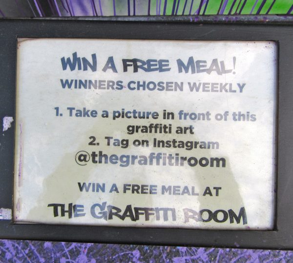 Graffiti Room Contest