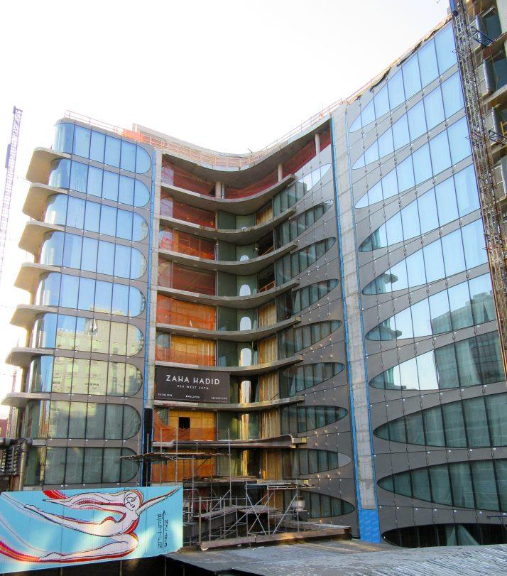 Zaha Hadid Building