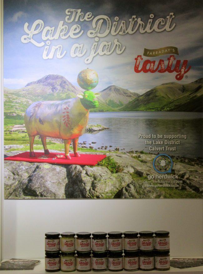Tasty Mayo Signage