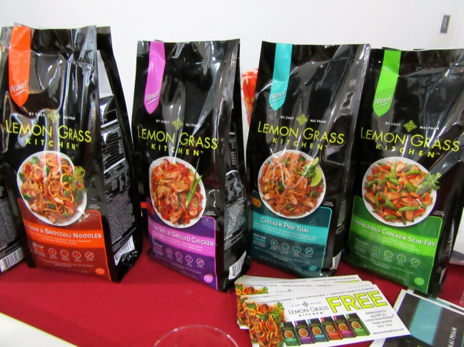 Lemongrass Kitchen Packaging